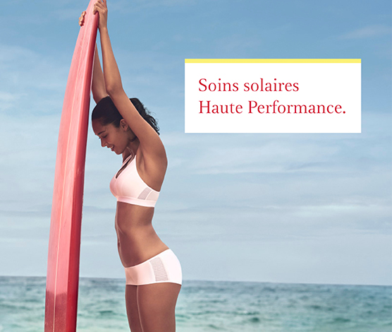 Protection solaire Clarins