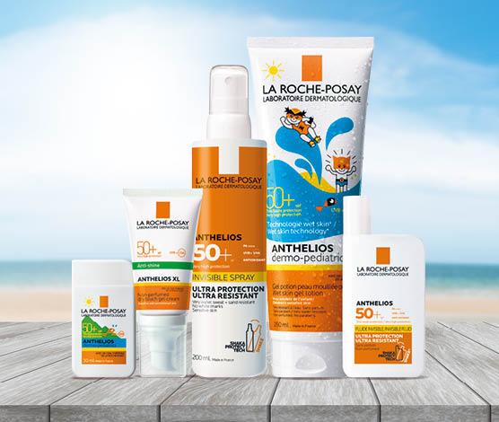 Protection solaire La Roche-Posay