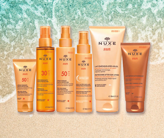 Protection solaire Nuxe