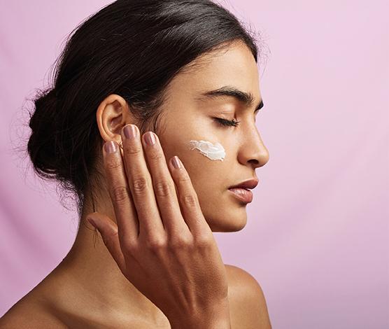 Soins du visage pour peaux sensibles