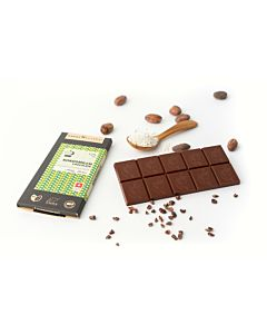 Bean-To-Bar lait coco chocolat tablette