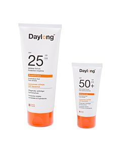 Protect&care lotion SPF 25&Travel size 50+