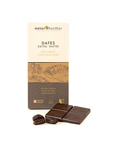 Bean-To-Bar cacao & dattes tablette de chocolat