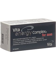 Energy complex for men en capsule